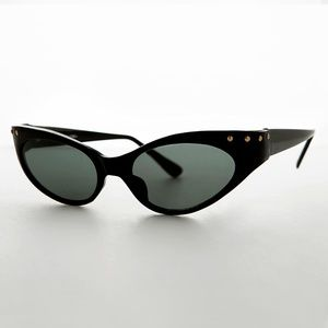 397e0ff1f00f Accessories - Studded Cat Eye Vintage Sunglass - Effy